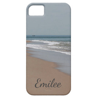 The ocean blue iPhone 5 case