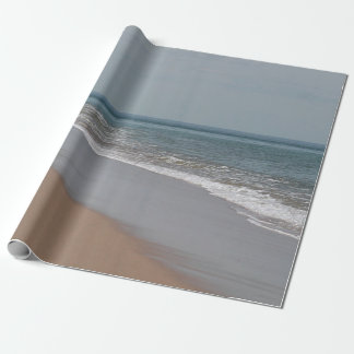 The Ocean Blue Wrapping Paper