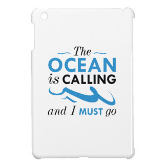 The Ocean Is Calling Case For The iPad Mini
