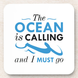 The Ocean Is Calling Coaster