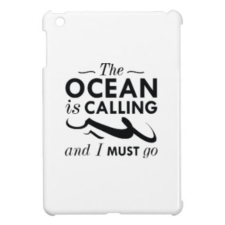 The Ocean Is Calling iPad Mini Case