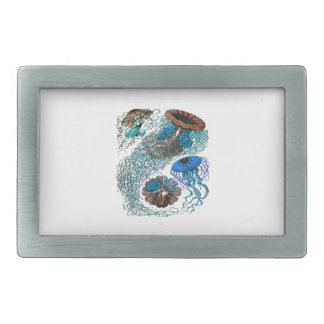 THE OCEAN PULSE BELT BUCKLES