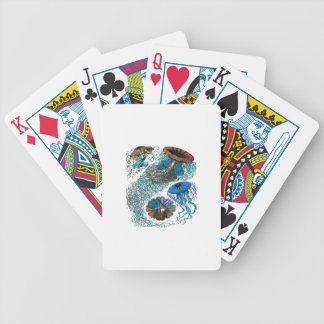 THE OCEAN PULSE BICYCLE PLAYING CARDS
