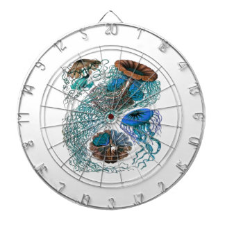 THE OCEAN PULSE DARTBOARD