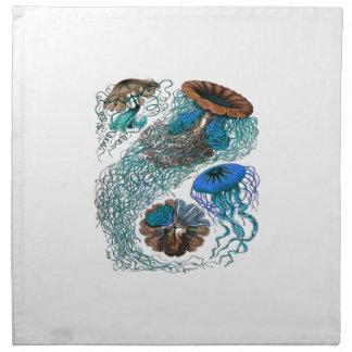 THE OCEAN PULSE NAPKINS