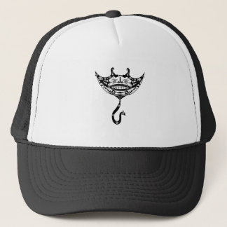 THE OCEAN WANDERER TRUCKER HAT