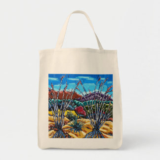 The Ocotillo Grocery Bag