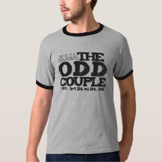The Odd Couple Ringer T-Shirt