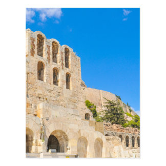 The Odeon of Herodes Atticus in Athens, Greece Postcard