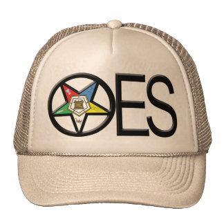 The OES Circle Trucker Hat
