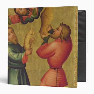 The Offerings of Cain and Abel 3 Ring Binder