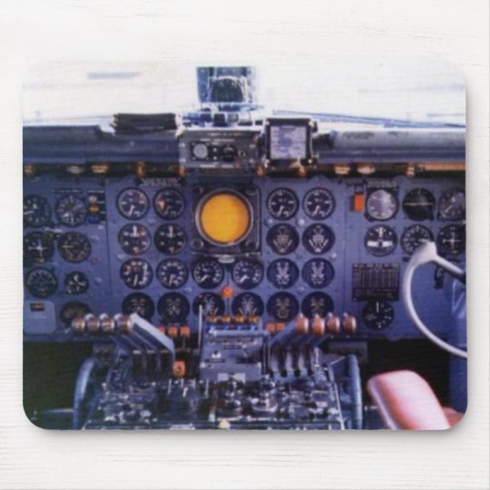 The Office - DC-6 Mouse Pad