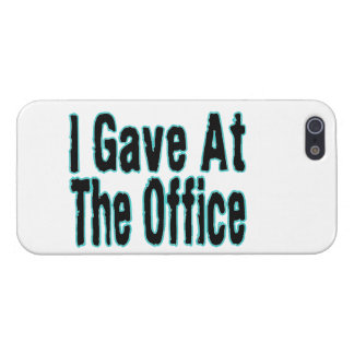 The Office iPhone 5 Cover