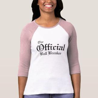 The Official Ball Breaker T-Shirt