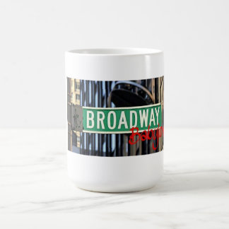 THE OFFICIAL BROADWAY BABYLON MUG!! COFFEE MUG