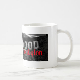 THE OFFICIAL HOLLYWOOD BABYLON MUG!!  (NEW 2013) COFFEE MUG