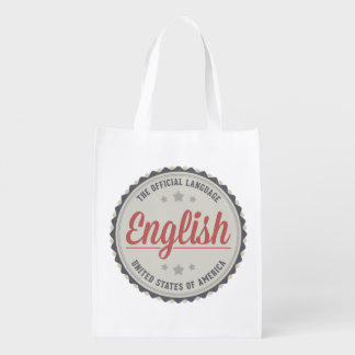 The Official Language Market Totes