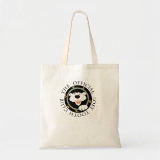The Official lost tooth club badge Budget Tote Bag