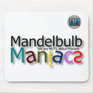 The Official Maniac Mousepad