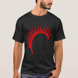 The Official Moe Hawk Logo on a Tee! T-Shirt