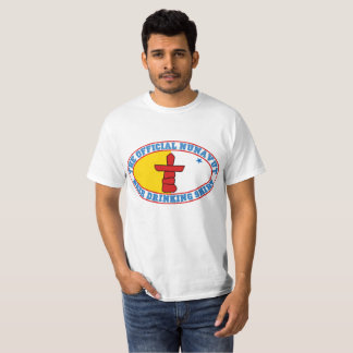 THE OFFICIAL NUNAVUT BEER DRINKING SHIRT