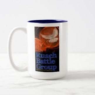 The official Ruach Battle Group mug
