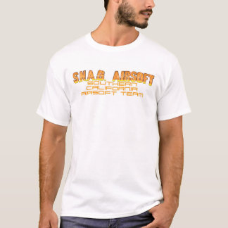 The Official S.N.A.G. Airsoft T-Shirt