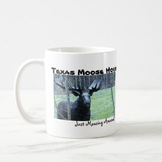 "The Official ""Texas Moose House"" Coffee Mug"