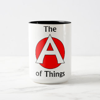 The Official The A of Things Mug
