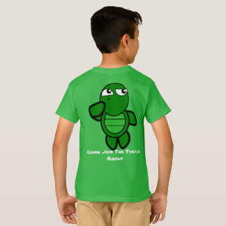 The Official TinyTurtleTim T-Shirt