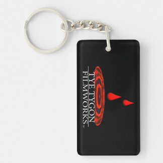 The official Tye Tygon Filmworks key chain