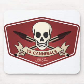 The Official YA Cannibals Mousepad