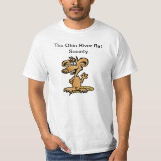 The Ohio River Rat Society T-Shirt
