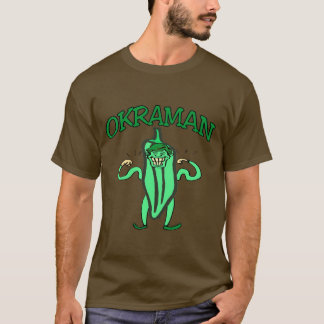 The Okra Man T-Shirt
