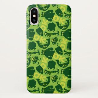 The OKs Pattern iPhone X Case