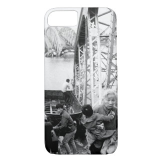 The old and the young flee Tet offensive fighting_ iPhone 7 Case