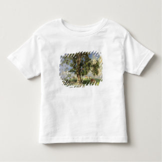 The Old Ash Tree (oil on canvas) T Shirt