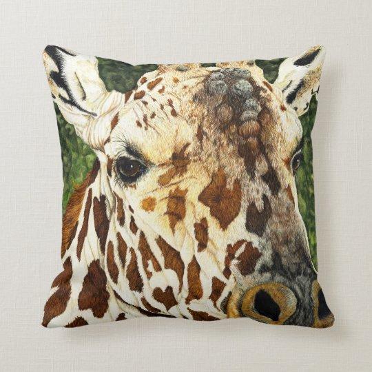 The Old Bachelor - Giraffe Pillow