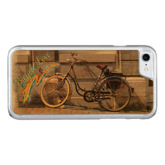 The Old Bicycle 1 Options Carved iPhone 7 Case