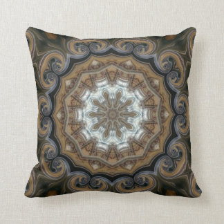 The Old Cathedral. Throw Pillow