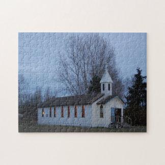 The Old Catholic Church Jigsaw Puzzle