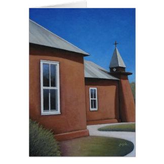 The Old Church Card