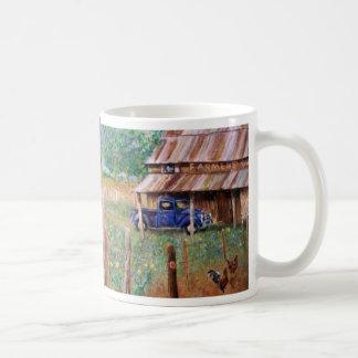 The Old Cotton Gin Coffee Mug