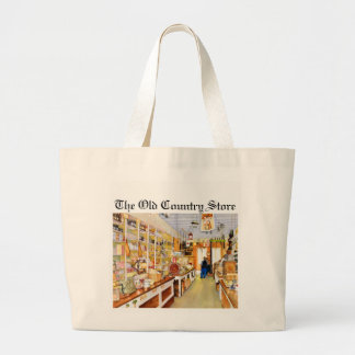 The Old Country Store Jumbo Tote