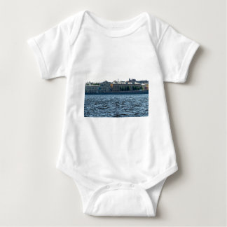 The Old Factory Building Baby Bodysuit