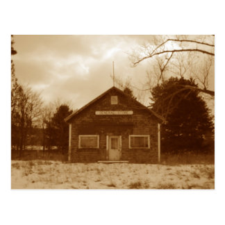 The Old General Store-  Postcard