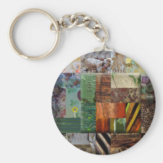 The Old Homestead Patchwork Range Keychains