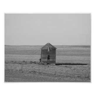 The Old Homestead Photo Print