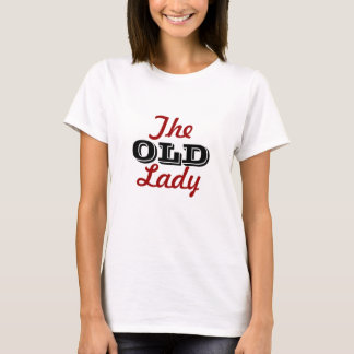 The Old Lady T-Shirt