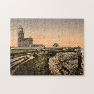 The Old Lighthouse, Hunstanton, Norfolk, England Puzzle